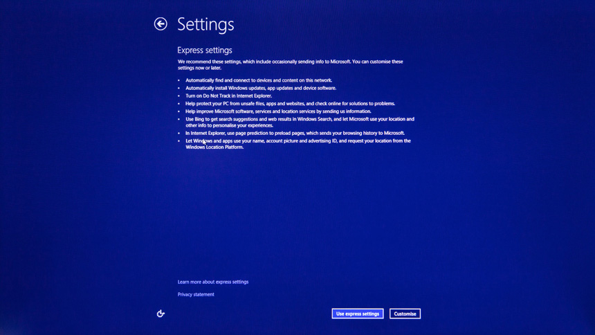 how to clean install windows 8 on new partition