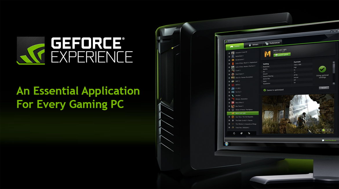 How to reedem your NVIDIA game with GeForce Experience