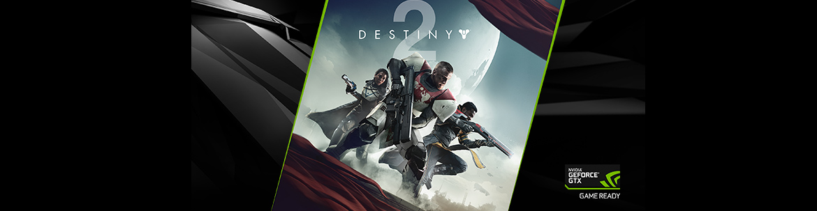 NVIDIA GeForce Desitny 2 Game Promotion with Novatech