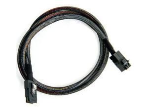 Image of Adaptec Mini SAS HD x4 (SFF-8643) to Mini SAS x4 (SFF-8087) cable