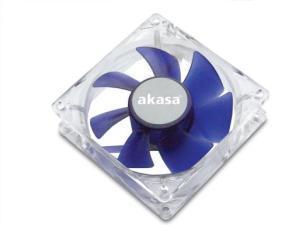 Image of Akaska Emperor Blue Case Fan 80mm