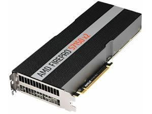 AMD FirePro S7150 X2 Reverse Airflow 16GB GDDR5