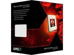 AMD Vishera FX8 Eight Core 8300 3.30Ghz (Socket AM3) Processor  Retail