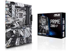 Image of ASUS PRIME Z390-P Intel Z390 Chipset (Socket 1151) ATX Motherboard