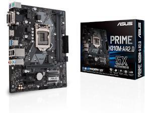 Image of Asus PRIME H310M-A R2.0 Intel H310 Chipset (Socket 1151) Micro-ATX Motherboard