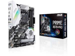 Image of Asus Prime X570-Pro AMD AM4 X570 Chipset ATX Motherboard - Ryzen 3 Ready