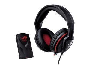ASUS Orion for Consoles ROG Gamer Headset with Retractable Noise-filtering Microphone