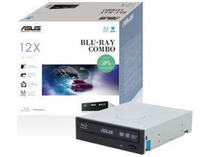 Image of ASUS BC-12D2HT 12x Blu-ray Combo Drive SATA (Retail)