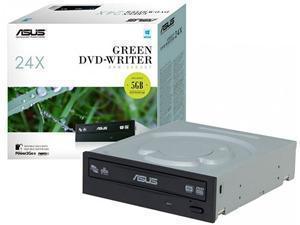 Image of ASUS DRW-24D5MT 24x DVD Re-Writer SATA (Retail)