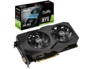 Image of ASUS Dual GeForce RTX 2060 OC 6GB Graphics Card