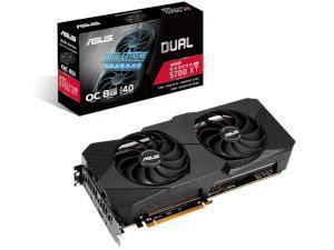 Image of ASUS Radeon RX 5700 XT Dual EVO 8GB GDDR6 Navi Graphics Card