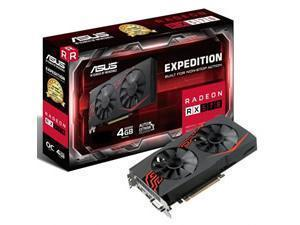Image of ASUS Expedition Radeon RX 570 4GB GDDR5