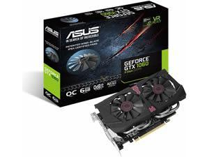 Asus GTX1060O6G9GBPS 6GB GDDR5 Graphics Card