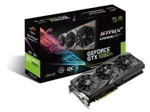 Asus Republic of Gamers Strix GTX1080TI Gaming Graphics Card