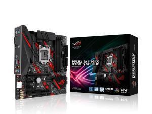 Image of Asus ROG STRIX B360-G GAMING LGA 1151 B360 Micro-ATX Motherboard
