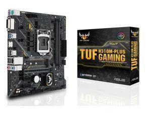 Image of Asus TUF H310M-PLUS GAMING LGA 1151 H310 Micro-ATX Motherboard
