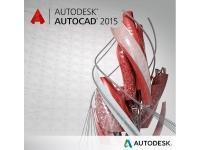 Image of Autodesk AutoCAD 2015 - Commercial New SLM