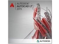Image of Autodesk AutoCAD LT 2015 - Commercial New SLM