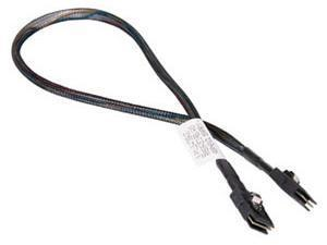 Image of Avago Internal Cable 1 x SFF8087 (MiniSAS) to 1 x SFF8087 (Mini SAS) - 0.5m