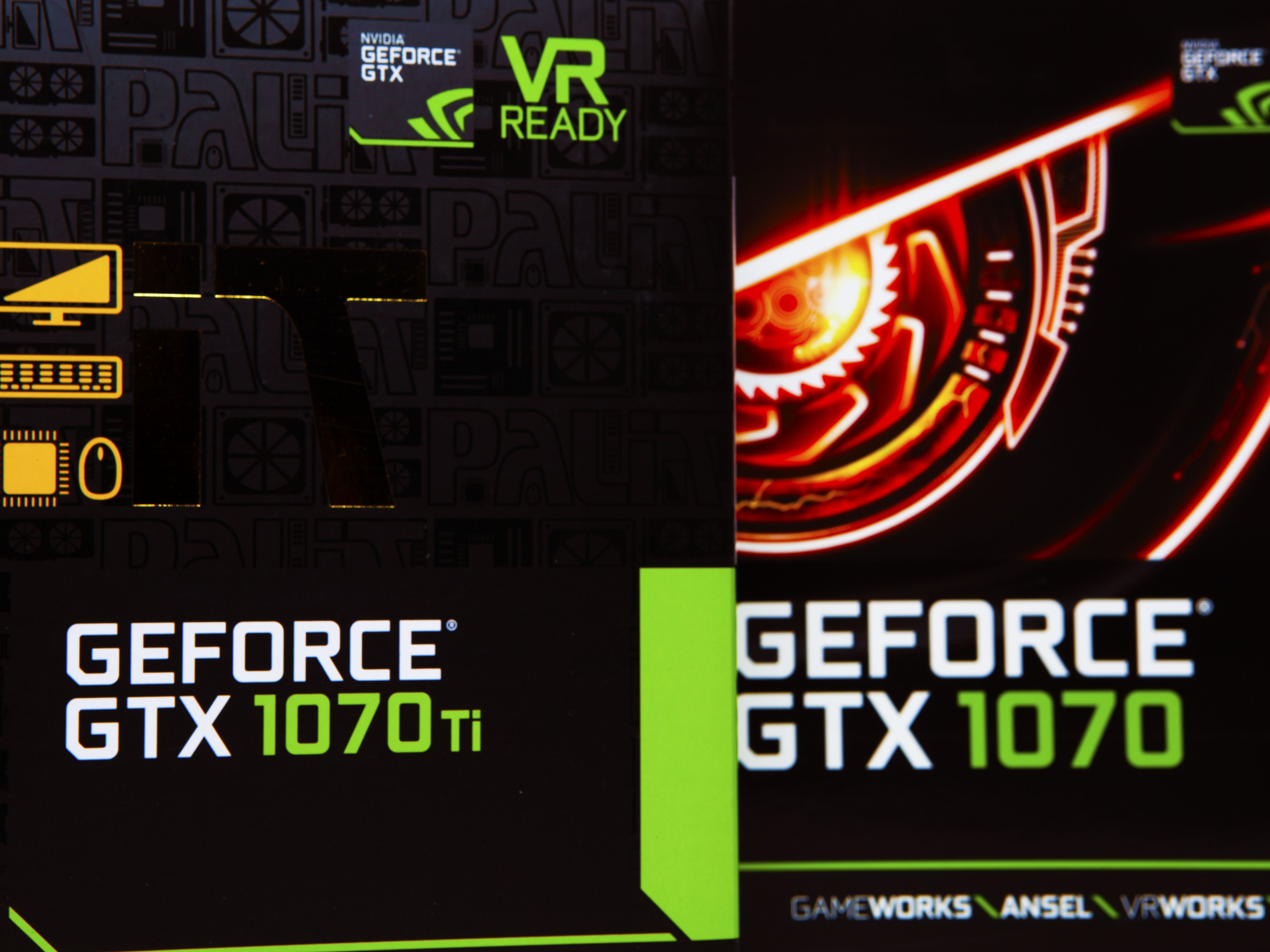 Comparing GeForce GTX 1070 and GTX 1070 Ti GPU - Novatech Blog
