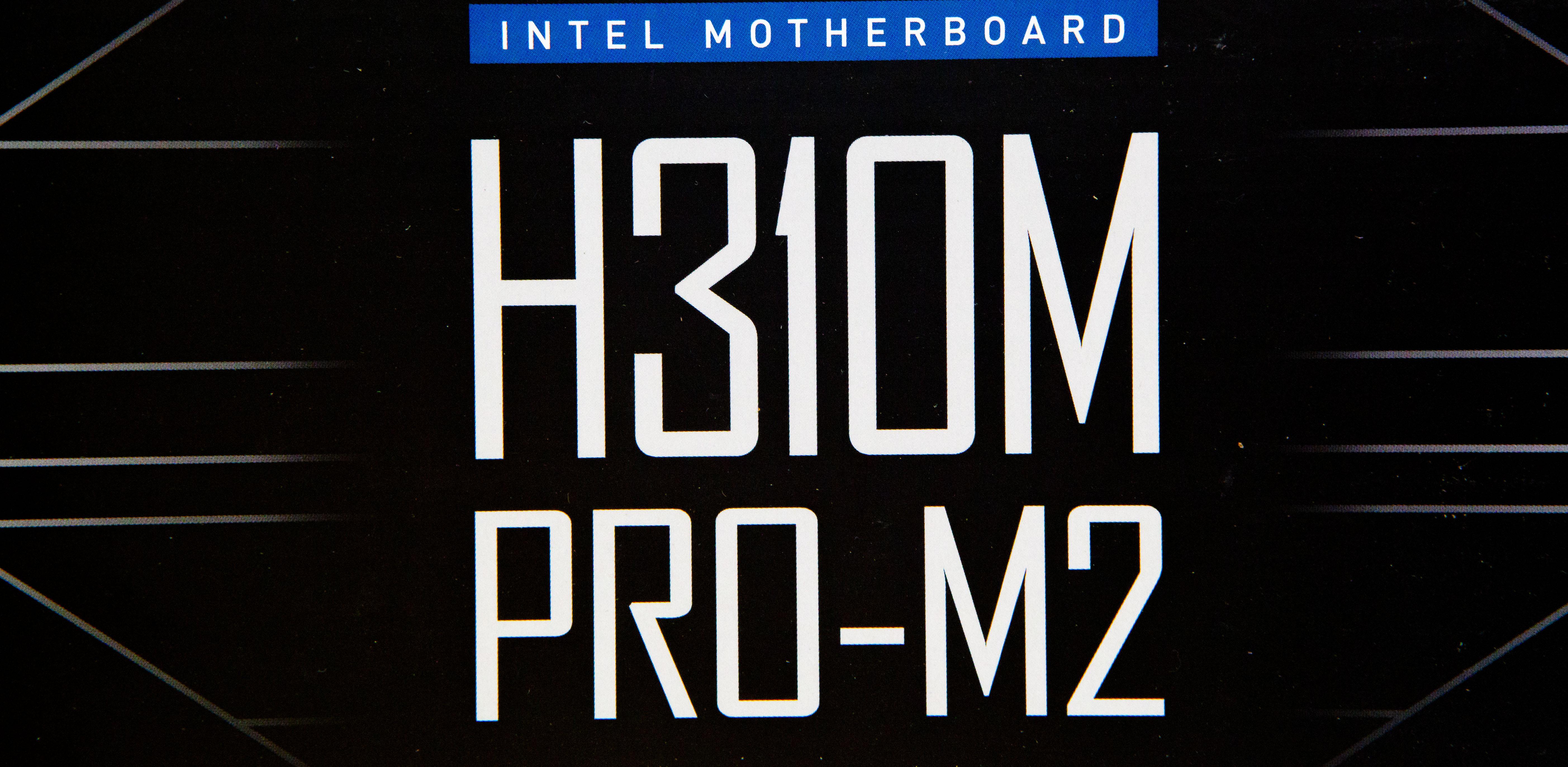 8th Generation Intel motherboard chipset guide - Novatech Blog