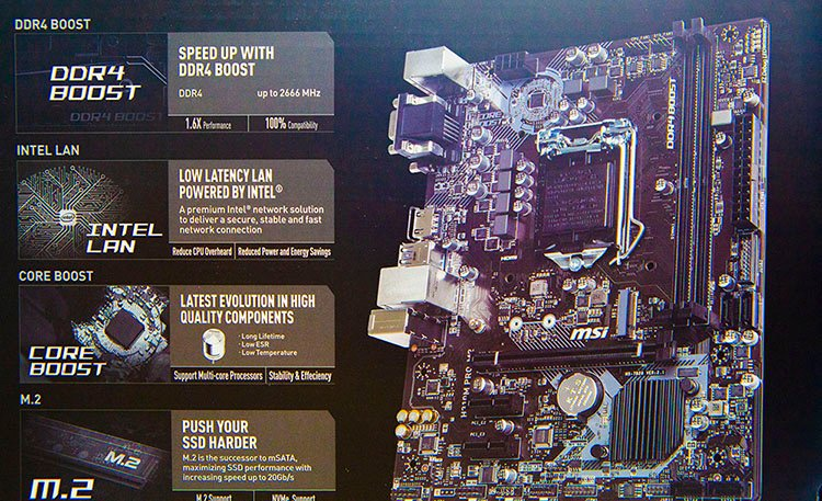 8th Generation Intel Motherboard Chipset Guide Novatech Blog This Is Especially True And Surprisingly Overlooked When It Comes Down To Choosing Your A The Mechanical Spine Of Pc