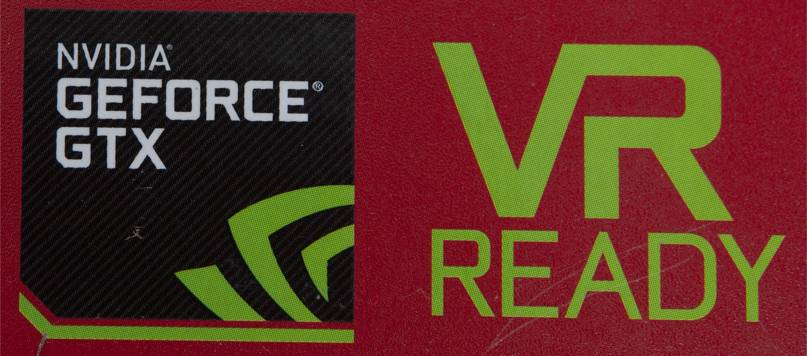 NVIDIA GeForce GTX VR Ready for GTX 1070 and GTX 1070 Ti