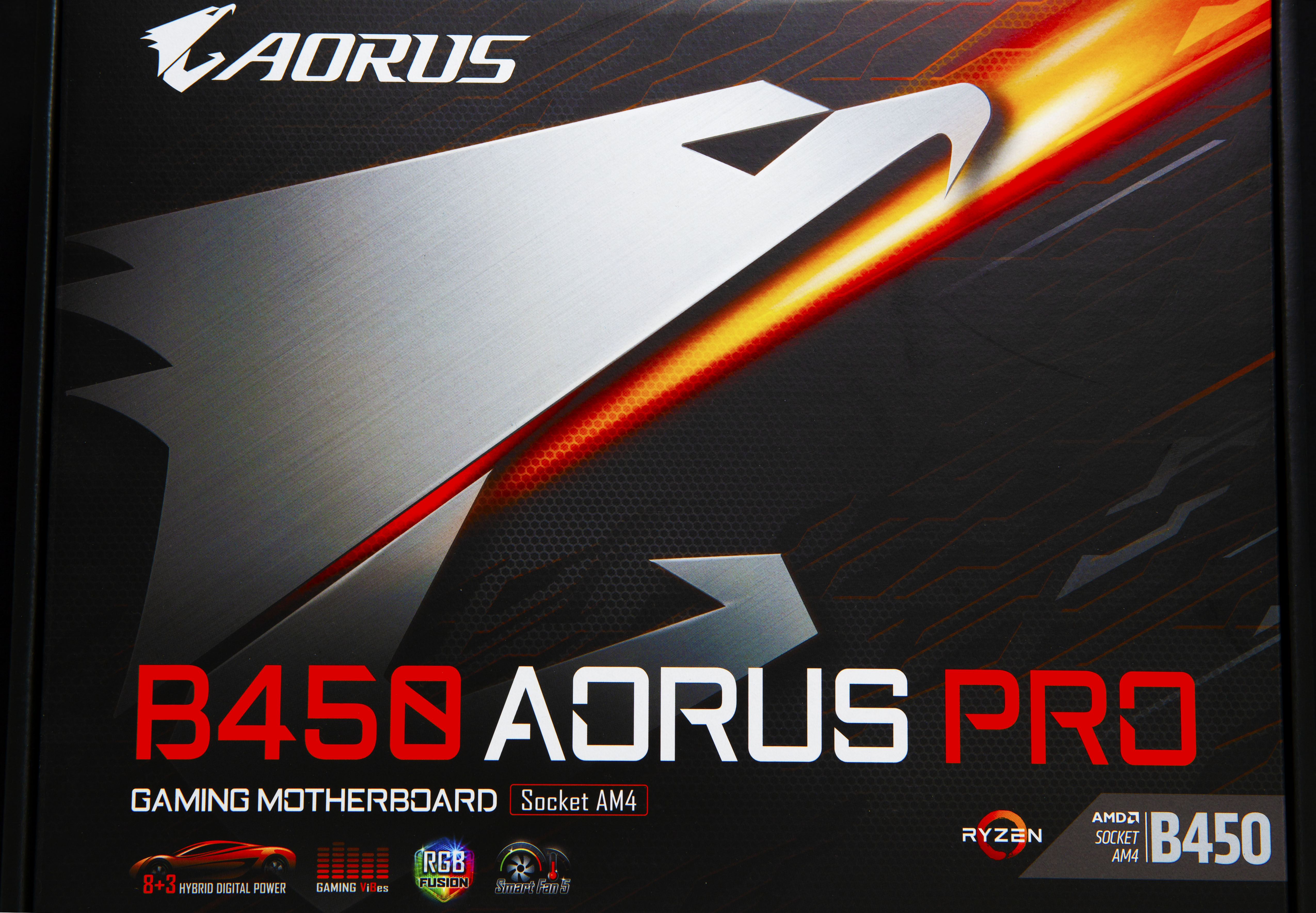 AMD's latest B450 Chipset boosts Advanced Features for Budget