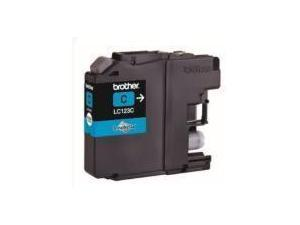 Image of Brother LC123C Cyan Ink Cartridge