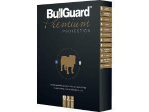 Image of Bullguard Premium Protection - 1 Year 3 PCs