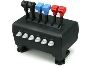 Image of 6x Throttle Quadrant for Flight Sims from CH Products