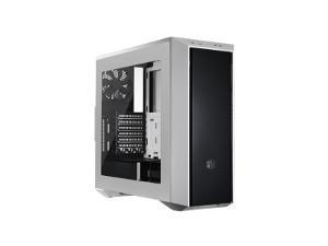 Cooler Master MasterBox 5 White Edition ATX Mid Tower Case