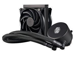 Image of Cooler Master MasterLiquid 120 All-in-One CPU Cooler - Intel/AMD - LGA2066 Support
