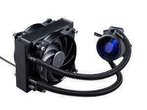 Image of Cooler Master Masterliquid Pro 120 All-in-One Liquid CPU Cooler - LGA2066 Support