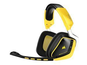Image of Corsair Void Wireless Dolby 7.1 Gaming Headset, Yellow