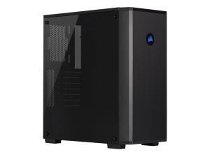 Image of Corsair Carbide Series 175R RGB Tempered Glass Mid-Tower ATX Gaming Case — Black