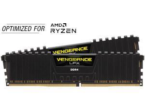 Image of Corsair Vengeance LPX 32GB (2x16GB) DDR4 3200MHz Dual Channel Memory (RAM) Kit AMD Ryzen Edition