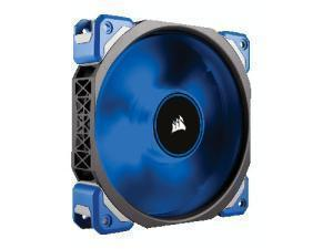 Image of Corsair ML140 PRO LED Blue 140mm Premium Magnetic Levitation Fan