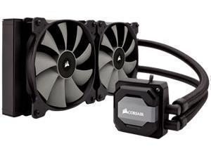 Image of Corsair Hydro Series H110i Extreme Performance Liquid CPU Cooler - AM4/LGA2066 Socket Compatible