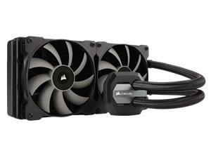 Image of Corsair Hydro Series H115i Extreme Performance Liquid CPU Cooler - LGA2066 Supported - TR4 Supported*
