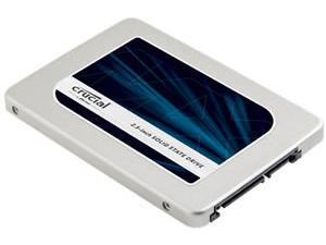 "Image of Crucial MX300 275GB 2.5"" 7mm (with 9.5mm Adapter) SATA 6Gb/s Internal Solid State Drive - Retail"