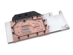 Image of EK-FC Radeon Vega Copper/Plexi Waterblock
