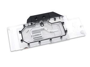 Image of EKWB Full Cover water block for GTX-1080TI Founder Edition - Plexi/Nickel