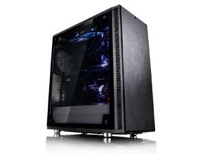 Image of Novatech Elite 138 - Intel Core i7 9700k - Corsair 16GB DDR4 3200Mhz Memory - 3TB SATA Hard Drive - 250GB NVME M.2 SSD - RTX 2080ti 11GB Graphics - Windows 10 Pro 64