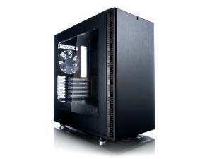 Fractal Design DefineMiniC Windowed MicroATX Tower Case