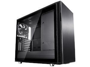 Image of Fractal Design Define R6 Black Tempered Glass ATX Case