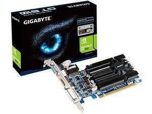 GIGABYTE GeForce GT 610 Low Profile 2GB GDDR3