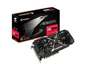 Image of Gigabyte AORUS Radeon™ RX580 XTR 8G Graphics Card