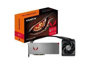 Image of Gigabyte Radeon RX VEGA 64 XTX Watercooling 8G Graphics Card