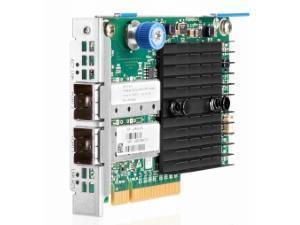 Image of Hewlett Packard Enterprise Ethernet 10Gb 2-port 546FLR-SFP+ Internal Fiber 10000Mbit/s networking card